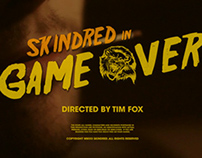 """Skindred """"Game Over"""" - Music Video"""