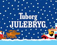Danmarks Største Pakkeleg Tuborg Julebryg