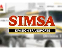 SIMSA División Transportes