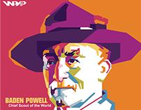 Baden Powell in WPAP