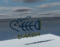 Animação 3D de logomarca