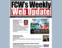 Floor Covering Weekly newsletter