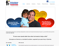 Colombian Orphans Website