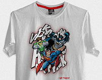 Topper | DC Comics | t-shirts