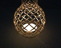 3D Printing Candle Light Study