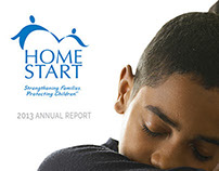 Home Start 2013 Annual Report