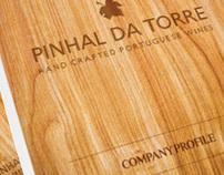 Pinhal da Torre - Promotional brochure