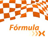 Nextel Florianópolis :: Campanha Fórmula X