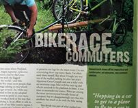 Magazine Design - Cyclocross