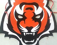 Bengals mask
