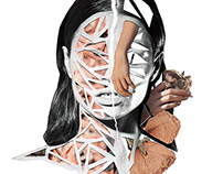 HANDMADE COLLAGES / SERIE II