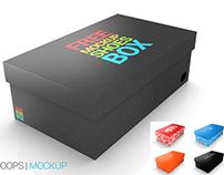 Mockup shoesBOX