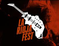 La Rioja Fest » Sitio web + Marca