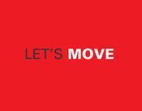 Let's Move Concept