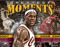LB Greatest Moments  Cavaliers