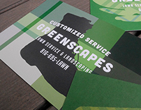Greenscapes Lawn Service & Landscaping