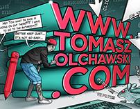 www.tomaszolchawski.com (old design)