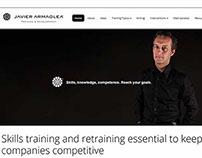 Sitio Web de Javier Armaolea