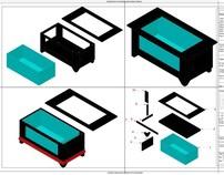 CAD Portfolio (AutoCAD, SolidWorks, Inventor, Revit)