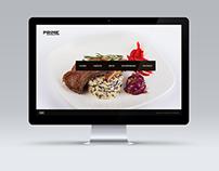 PRIME club&restaurant web site