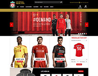 Liverpool FC Online Store