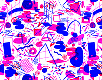 Hand Drawn Repeating Patterns