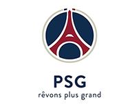 PSG Logo Redesign