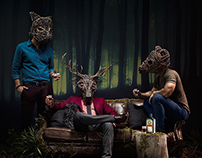 New Brand Identity - Jägermeister Australia