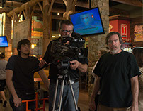 Mellow Mushroom Promo Behind the Scenes