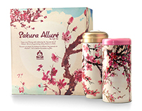 Teavana Tea Gift Set - Sakura Allure
