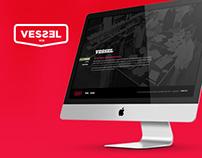 Vessel Creative Group - Website Design
