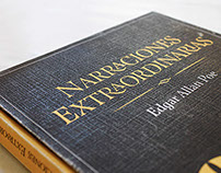 Libro - Narraciones Extraordinarias