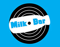 Corporate ID- Milk Bar