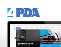 4PDA.ru redesign