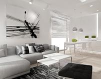 modern living room ~