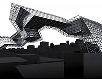 1405 Spaceframe structure