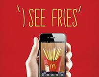"McDonald's - ""I See Fries"""