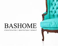 Брошюра для компании BASHOME