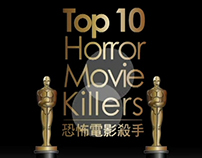 Top 10 Horror Movie Killers