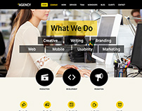 Musegrid Agency Template