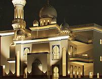 Mosque's Exterior+Interior