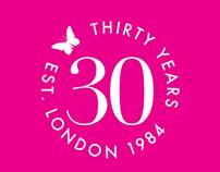 Accessorize 30th Anniversary