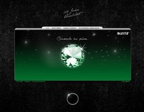 Microsite 'LEITZ Diamonds'