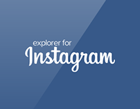Explorer for Instagram Beta