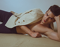 Andrés Matiz fot FashionablyMale