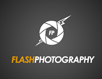 Flash Photography Logo
