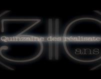 """CANNES festival opening """" la quinzaine des realisateurs"""