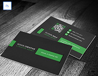 Corporate Business Card VO-31