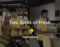 Honestbee - Two Sides of Fresh