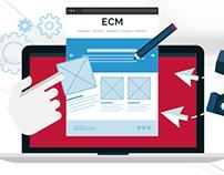 Enterprise Content Management Services | Webpage Design